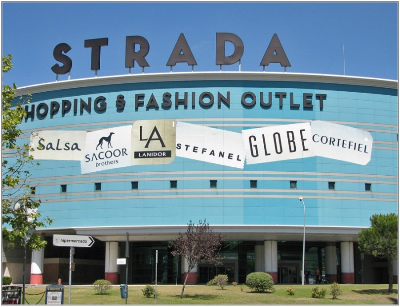 Strada Shopping Fashion Outlet - Lisbonne