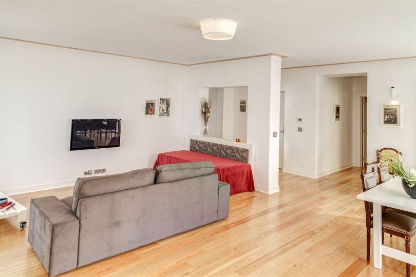 Lisbon Serviced Apartments - Palacio Camoes - Salon des Appartements