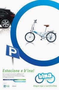 Vélos B'Ina - Lisbonne