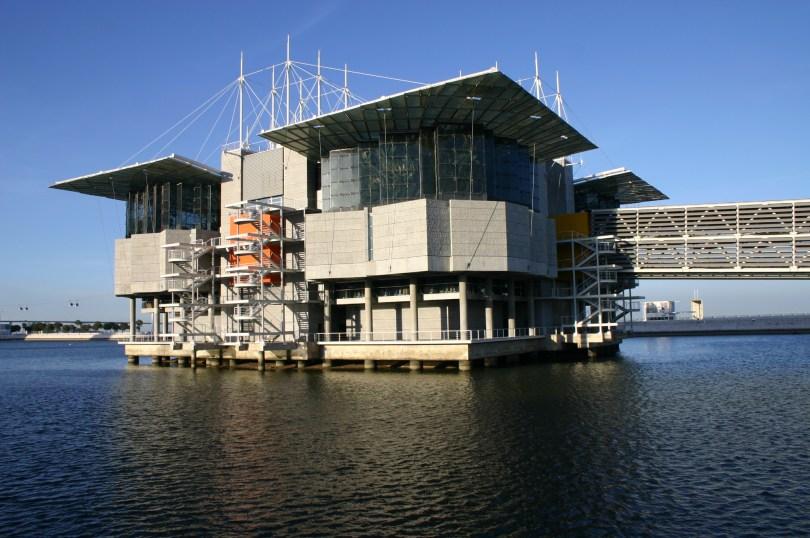 Oceanorium de Lisbonne