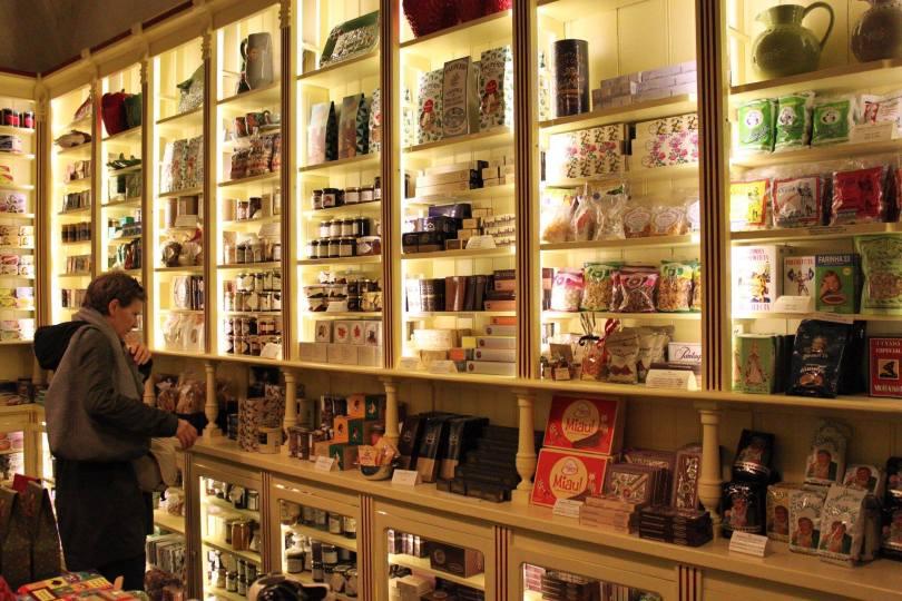 Rayon boutique A Vida Portuguesa - Lisbonne