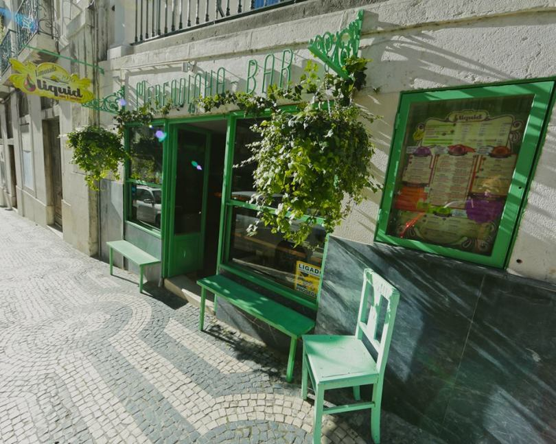 Liquid na Merendinha - Lisbonne