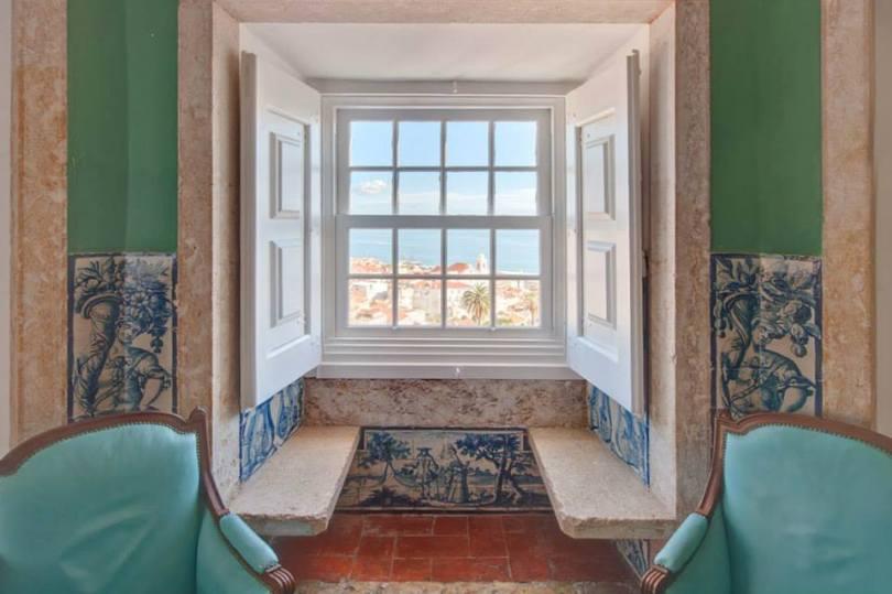 Palace Belmonte - Lisbonne