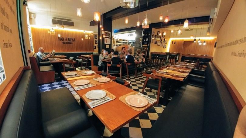 Restaurant Pao a Mesa - Tapas, Apero, Brunch - Traditionnel - Lisbonne