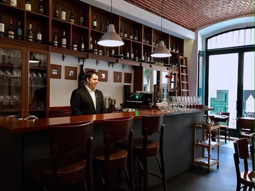 Enoteca de Belem - Restaurant - Bar vins - Lisbonne