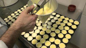 Fabrication Pasteis de Nata - Cours - Lisbonne