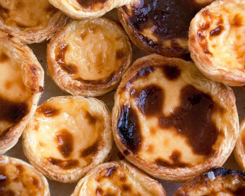 Pasteis de Nata de A Padaria Portuguesa - Lisbonne