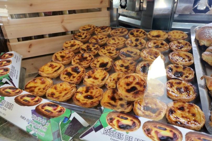 Pasteis de nata du Balcao do Marques - Lisbonne