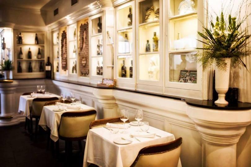 Restaurant Bistrot 100 maneiras - Lisbonne