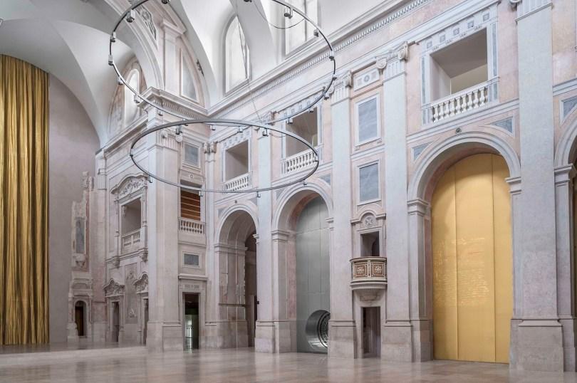 Eglise de Sao Juliao - Musée de la Banque du Portugal - Lisbonne