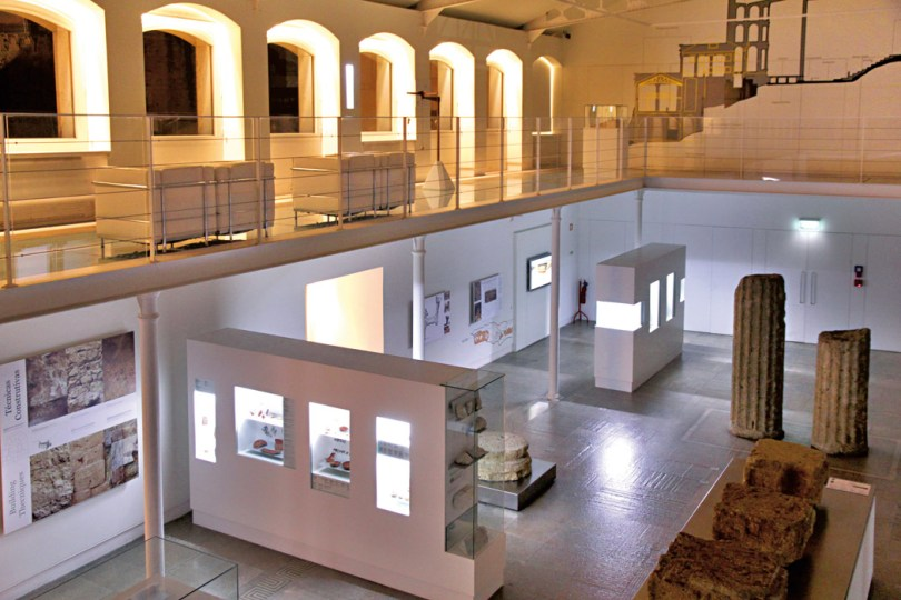Musée du Théâtre Romain - Lisbonne