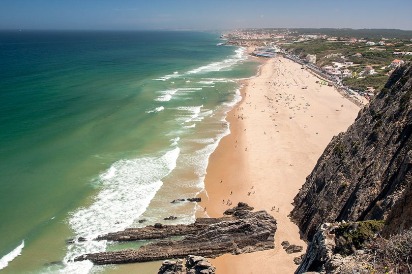 Praia Grande, Sintra - Région de Lisbonne