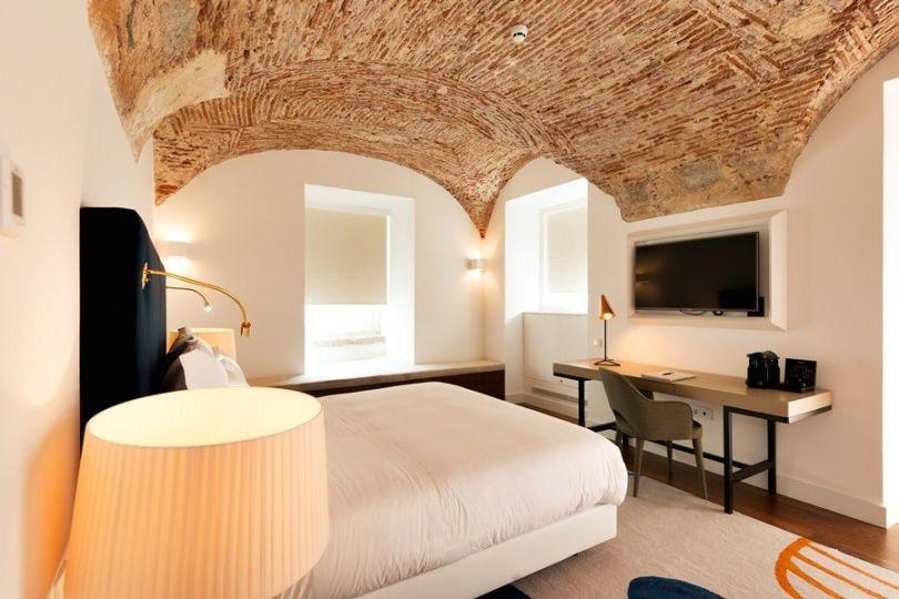 Chambre hotel avec pisicine Palacio do Governador - Lisbonne