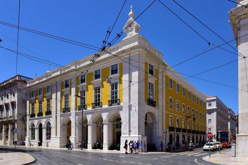 Façade Pousada de Lisboa - Hotel de Luxe - Lisbonne