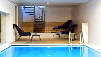 Piscine intérieure Pousada de Lisboa - Hotel de Luxe - Lisbonne
