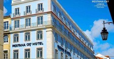 Hotel Cristiano Ronaldo Lisbonne