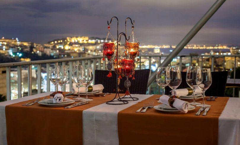 Restaurant Fenicios Castilho - Terrasse