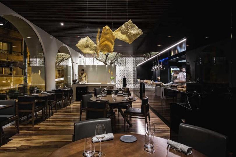 Restaurant Loco - 1 etoile Michelin - Lisbonne - Chef Alexandre Silva