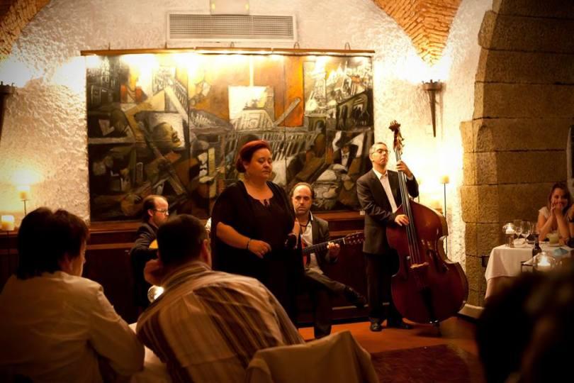 Cafe Luso - Restaurant Fado - Bairro Alto - Lisbonne