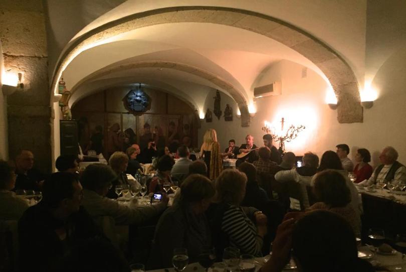 Fado em Si - Restaurant Fado - Alfama - Lisbonne