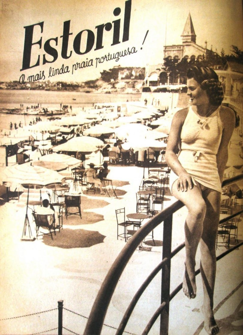Publicite pour Estoril de 1939