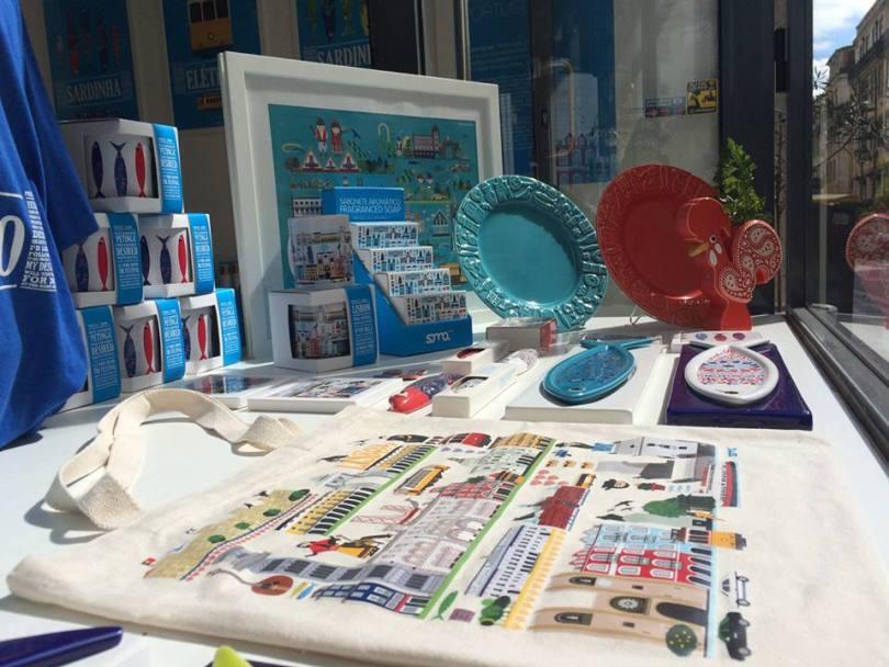 Soma Ideas - Boutique de design portugais - Souvenir et cadeaux - Lisbonne