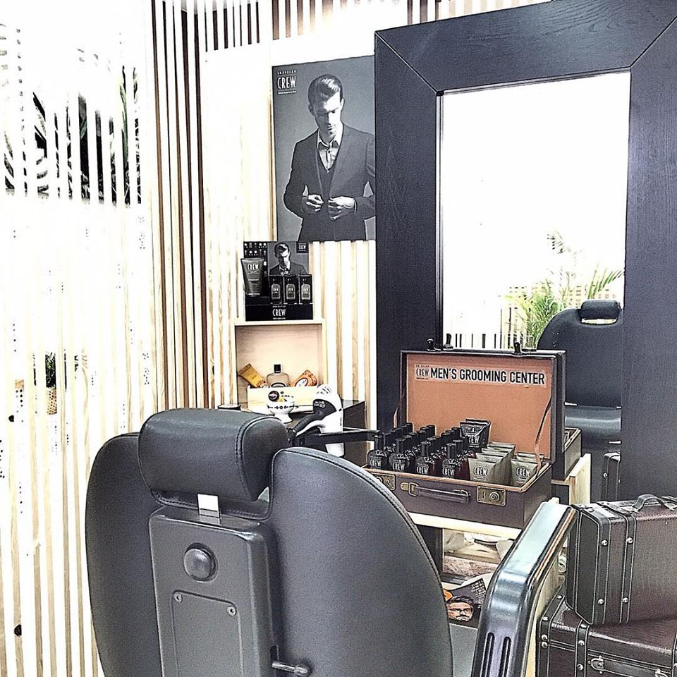 Coiffure Homme Barber Shop 2016