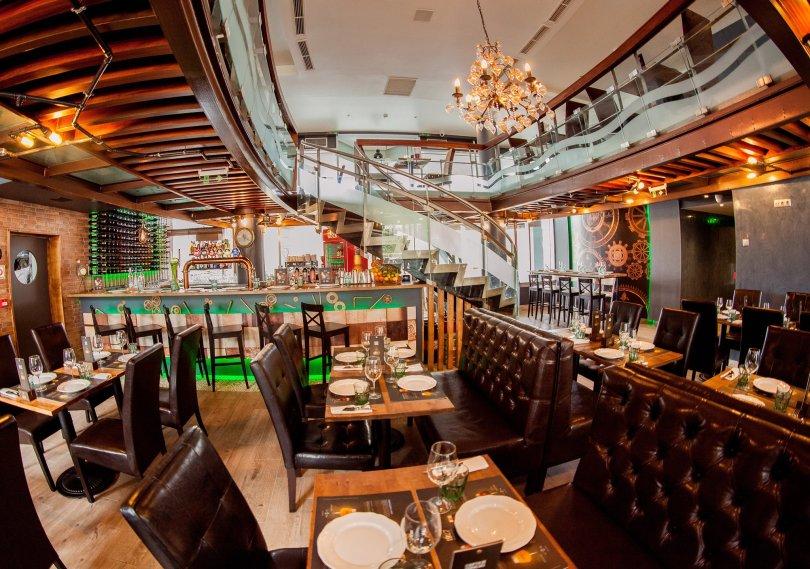 The Club Steakhouse - Restaurant viande grillee - Lisbonne