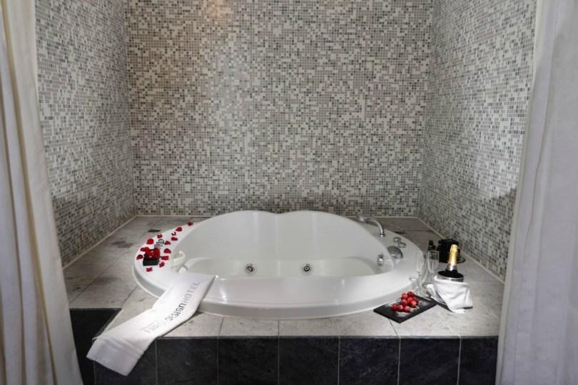 Farol Design Hotel Cascais - Jacuzzi Prive - Hotel Lisbonne - Cascais