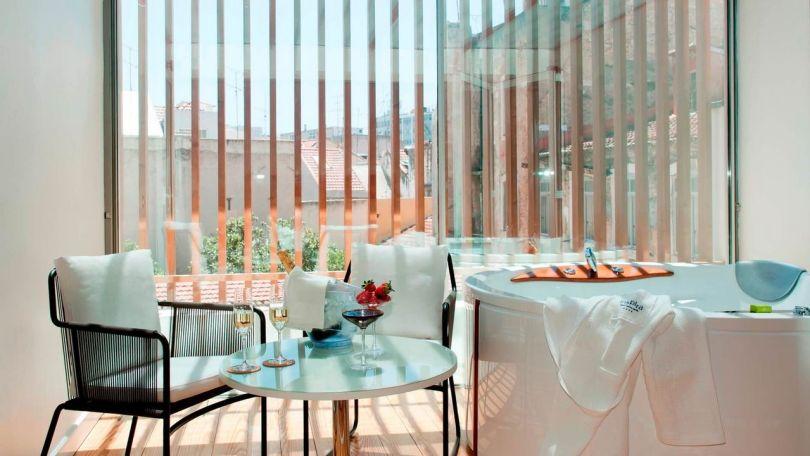 Inspira Santa Marta Hotel - Suite avec Jacuzzi Prive - Hotel Lisbonne