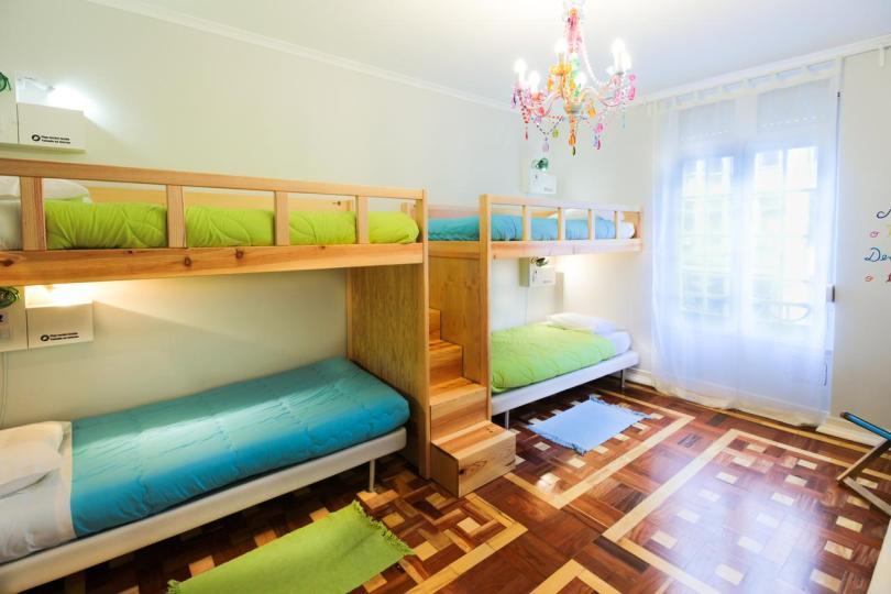 Lisboa Central Hostel - Dortoir - Auberge de jeunesse Lisbonne