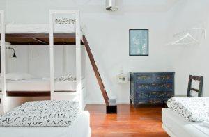 Lisbon Destination Hostel - Dortoir Familial - Auberge de Jeunesse Lisbonne