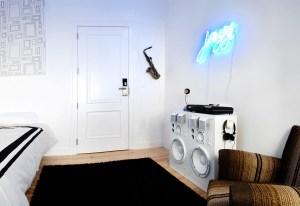 Lisbon Lounge Hostel - Chambre - Auberbe de jeunesse Lisbonne