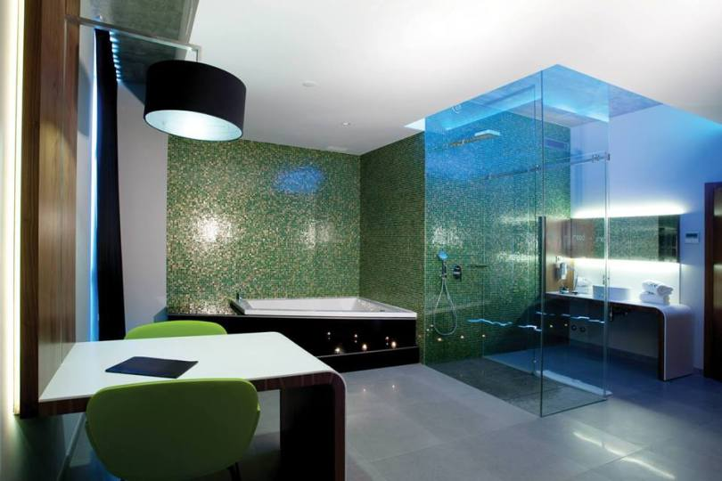 Mood Motel Private Suites - Salle de bain avec jacuzzi prive - Hotel Lisbonne