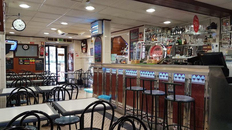 A Horta - Bar Restaurant - Biere et repas pas cher - Lisbonne