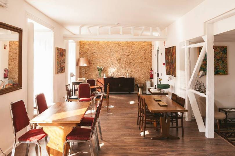 Alma Fidalga - Restaurant Concept Bar Lisbonne - Menu Dejeuner 10 euros
