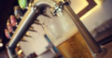 Biere Super Bock - Lisbonne