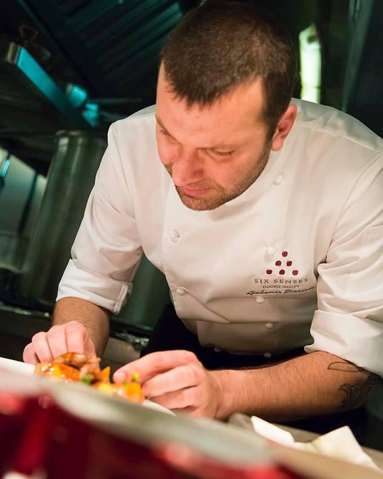 Chef Ljubomir Stanisic - Restaurant 100 Maneiras - Lisbonne