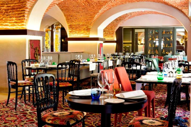 Lisboeta - Restaurant Hotel 5 etoiles Pousada de Lisboa - Praça do Comercio - Lisbonne