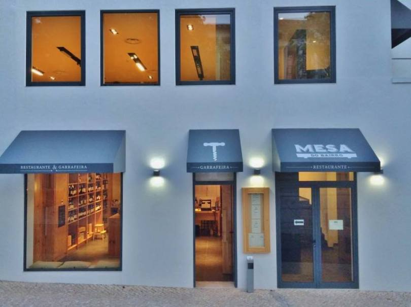 Mesa do Bairro - Restaurant - Caviste - Bar - Lisbonne