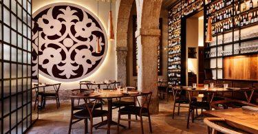Restaurant Alma - 1 etoile guide Michelin - Lisbonne