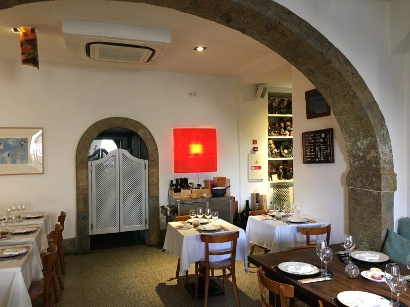 Aqui Ha Peixe - Restaurant Poisson et Crustaces - Lisbonne - Chiado