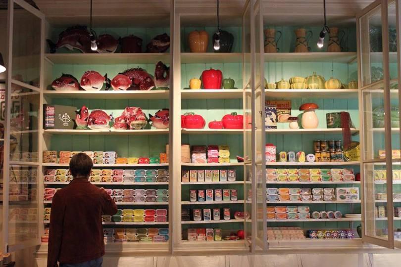 Boutique A Vida Portuguesa - Lisbonne - Produits vintage et traditionnels