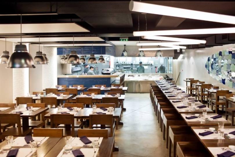 Sea Me - Peixaria Moderna - Restaurant Poissons et Crustaces - Lisbonne