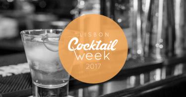Affiche Lisbon Cocktail Week 2017