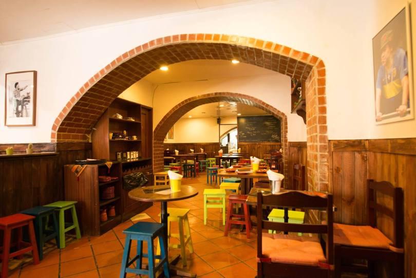 Empanaderia El Pibe - restaurant argentin - quartier de Santos - Lisbonne