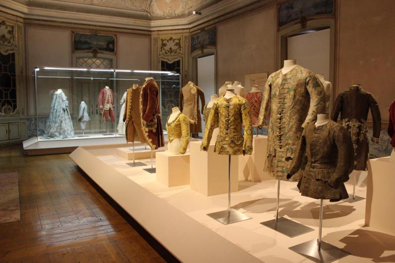 Musee du Costume - Museu do Traje - Lisbonne - Lisboa - Salle Exposition