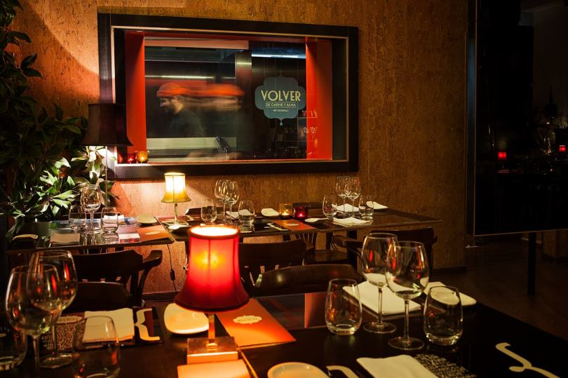 Volver de Carne y Alma - restaurant viande portugal et argentine - Lisbonne