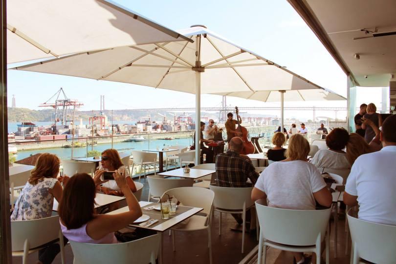 Le Chat - Bar Terrasse Rooftop - Lisbonne