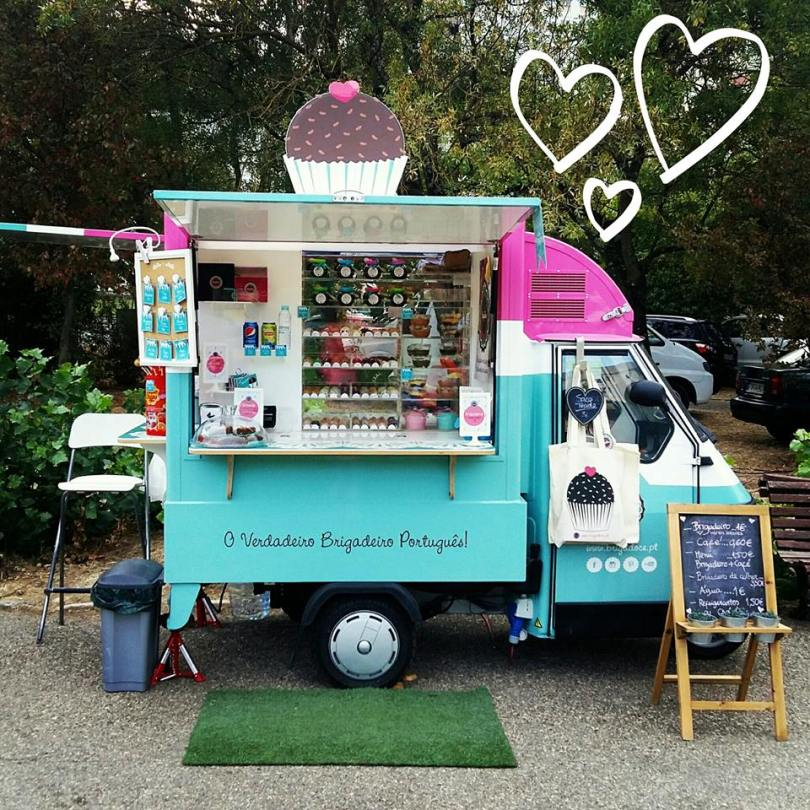 BrigaDoce - Foodtruck patisseries - Street Food - Lisbonne